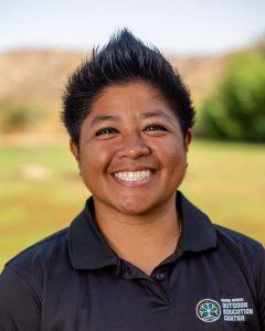 Sarah Burgess, Program Director – Development and Logistics