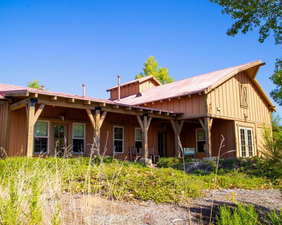 Exterior of Silverado Bunkhouse