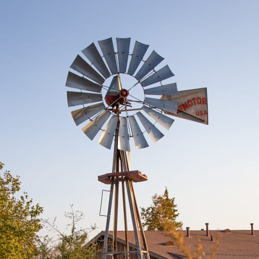 Windmill at Irvine Ranch